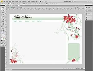 soothing cool template With cool dreamweaver templates