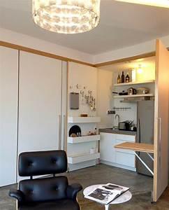 Kleine Mücken In Der Wohnung : kleine wohnung einrichten 22 ideen die platz sparen ~ Watch28wear.com Haus und Dekorationen