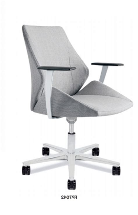 dauphin conference room chair with arm rest and casters