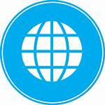Icon Globe Global Network Web Transparent Freeiconspng