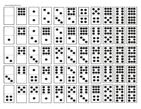 table de multiplication interactive table de multiplication interactive 28 images domino 4 ways for times table practice