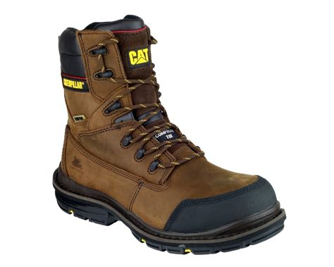 caterpillar safety size cat doffer composite safety boots doffer
