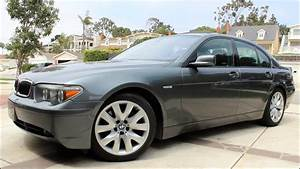 2004 Bmw 745i Review