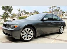 2004 BMW 745i Review YouTube