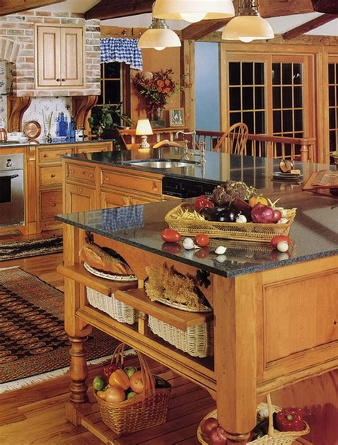 traditional country kitchen 50 beautiful country kitchen design ideas for inspiration 2894