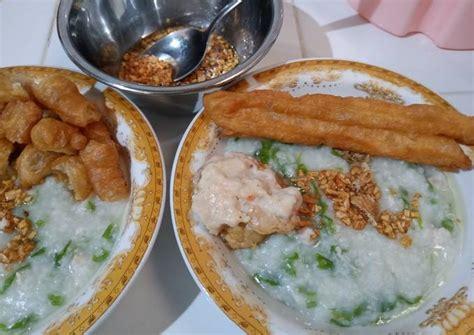 Ngohiong merupakan makanan khas chinese (food). Resep Bubur Babi (tidak halal) oleh Kiki Suita - Cookpad