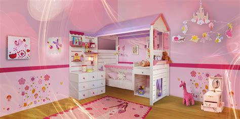 deco princesse chambre déco chambre fille princesse