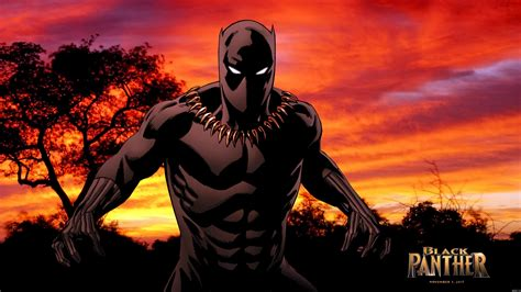 black panther wallpapers hd wallpapers