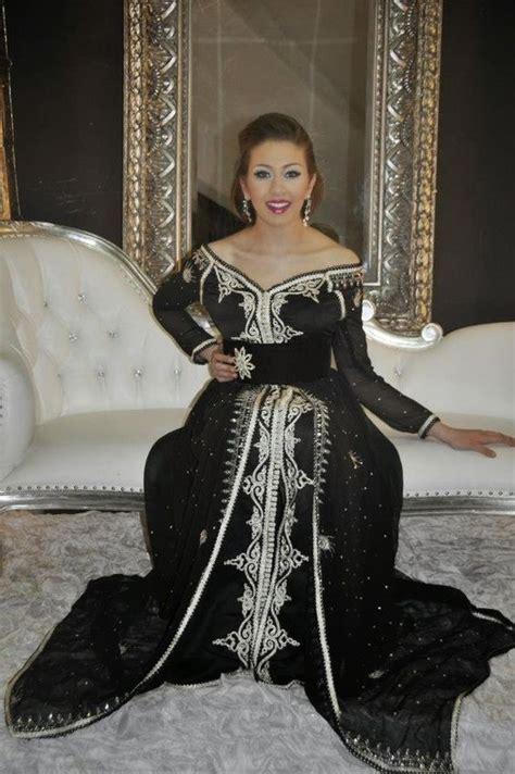 caftan marocain original  takchita de mariage robe