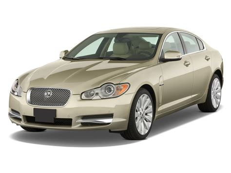 Image 2009 Jaguar Xf 4door Sedan Premium Luxury Angular