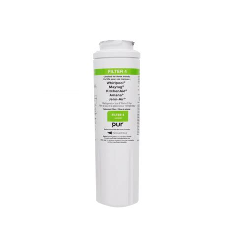 whirlpool air purifier whirlpool 4396395 refrigerator water filter replacement