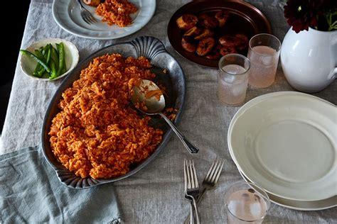 classic nigerian jollof rice