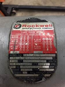 Rockwell Horz   Vert  Combo Mill  Vfd
