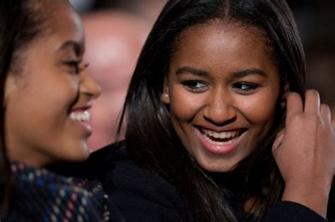 Is Sasha Obama Headed To Yale Or The University Of