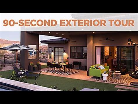 smart home 2017 hgtv smart home 2017 90 second exterior tour