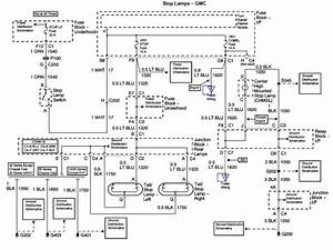 2000 Silverado Tail Light Wiring Diagram