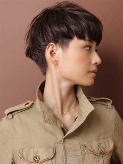 trendy short haircuts crazyforus