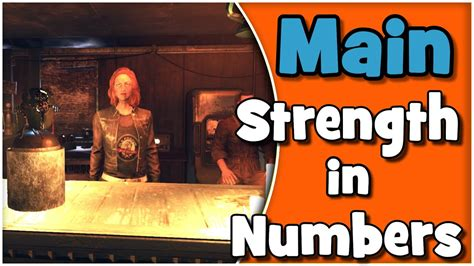 Fallout Wastelanders Episode Strength In Numbers