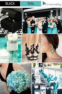 20 best images about teal turquoise wedding ideas on With teal wedding theme ideas