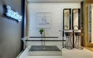 Salle De Bain Loft : salle de bain contemporaine ~ Dailycaller-alerts.com Idées de Décoration