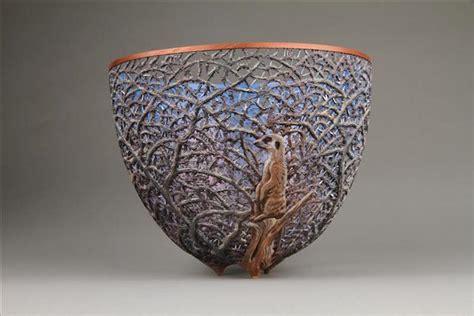 nature inspired woodwork  artist gordon pembridge
