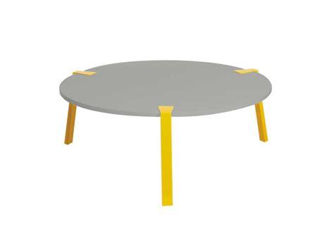 chaise de bureau habitat table basse ronde jaune et grise dona achatdesign