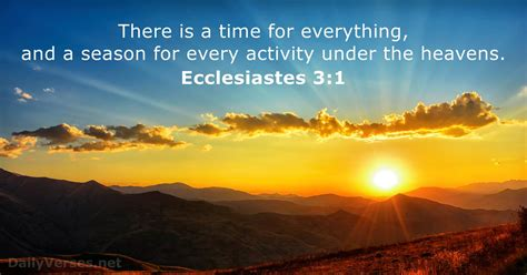 ecclesiastes  bible verse   day dailyversesnet