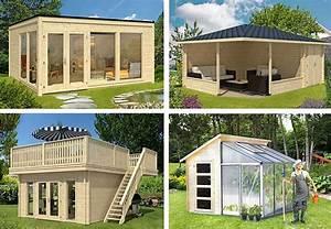 Gartenhäuser Aus Stein : die gartenhaus planung in zehn schritten ~ Markanthonyermac.com Haus und Dekorationen