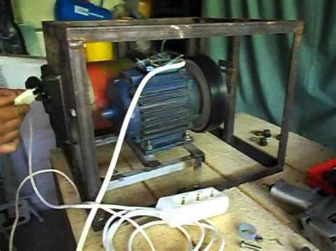 Electric Motor Generator by High Efficient Electric Motor Generator