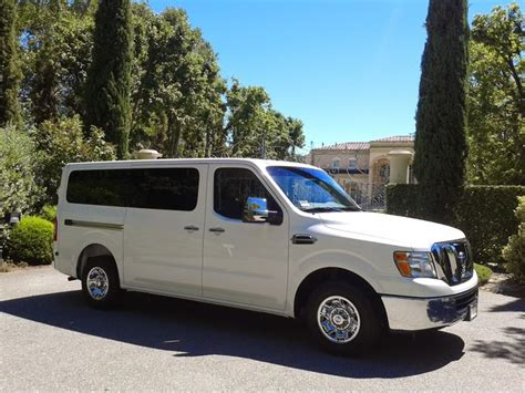 Nissan Nv Passenger Review by 2013 Nissan Nv Passenger Review Cargurus