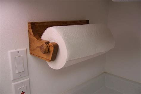 paper towel holder plans woodwork city