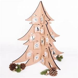 Adventskalender Holz Baum : adventskalender baum ~ Watch28wear.com Haus und Dekorationen