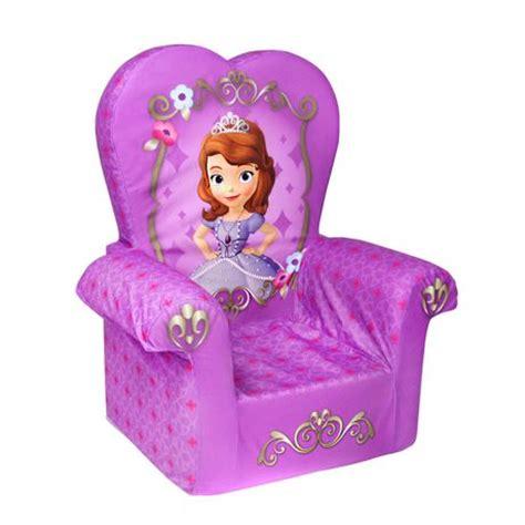 marshmallow fauteuil 224 dossier haut disney princesse