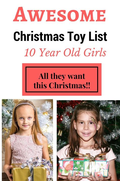 1000 images about christmas gifts for 10 year old girls