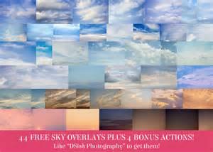 Free Sky Overlays Photoshop Elements