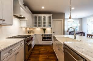 kitchen and home interiors craftsman style home interiors craftsman kitchen richmond by bradford custom home builder