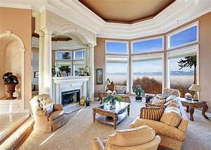 beautiful living rooms with fireplace peenmediacom With images of beautiful living rooms