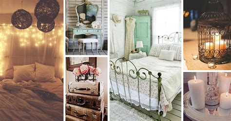 Bedroom Decor Ideas Vintage by 33 Best Vintage Bedroom Decor Ideas And Designs For 2017