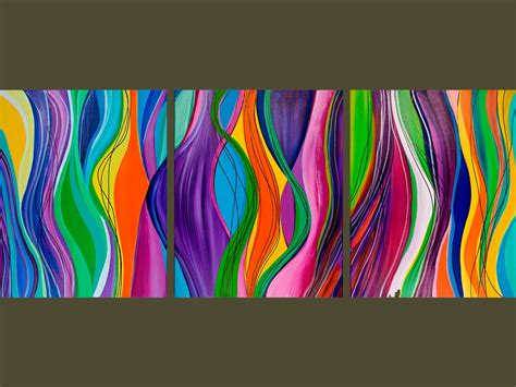 original modern line movement abstract contemporary