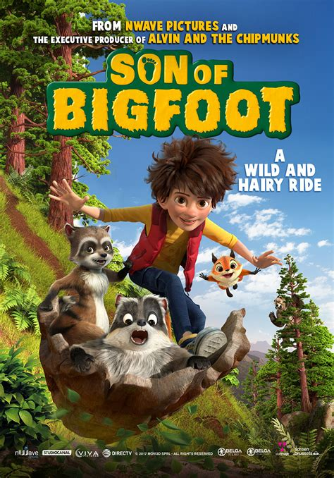 son  bigfoot trailer reveals  family friendly directv