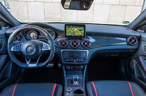 Plus, you get the same great infotainment system as the rest of. 2015 Mercedes-AMG CLA 45 Shooting Brake review review | Autocar