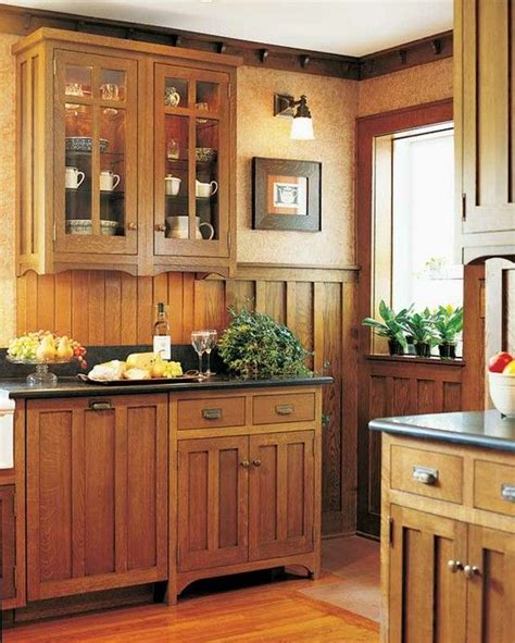ideas  craftsman style kitchens  pinterest