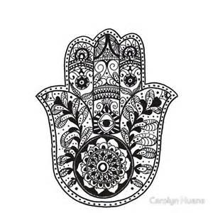 Hamsa Hand Drawing Tumblr