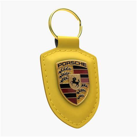 model porsche keychain