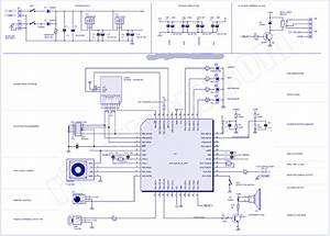 Camera Circuit Diagram