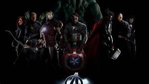 Iron Man, Darkness, Avengers, The Avengers, Captain