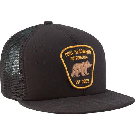 coal bureau trucker hat backcountry com