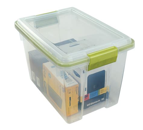 sterilite box   seal lid  storage box
