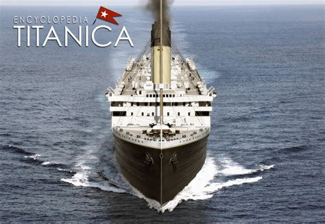 Plunge A Sink by Encyclopedia Titanica Titanic Facts History And Biography