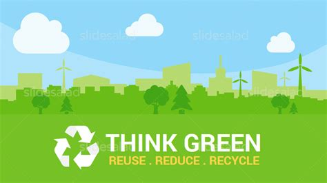 waste management powerpoint template infographics slidesalad